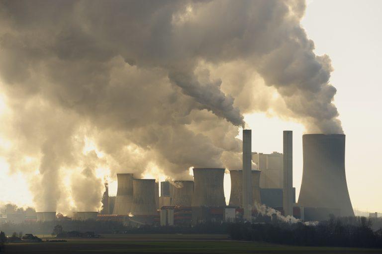 Brown Coal Power Station, North Rhine-Westphalia, Germany, Europ
