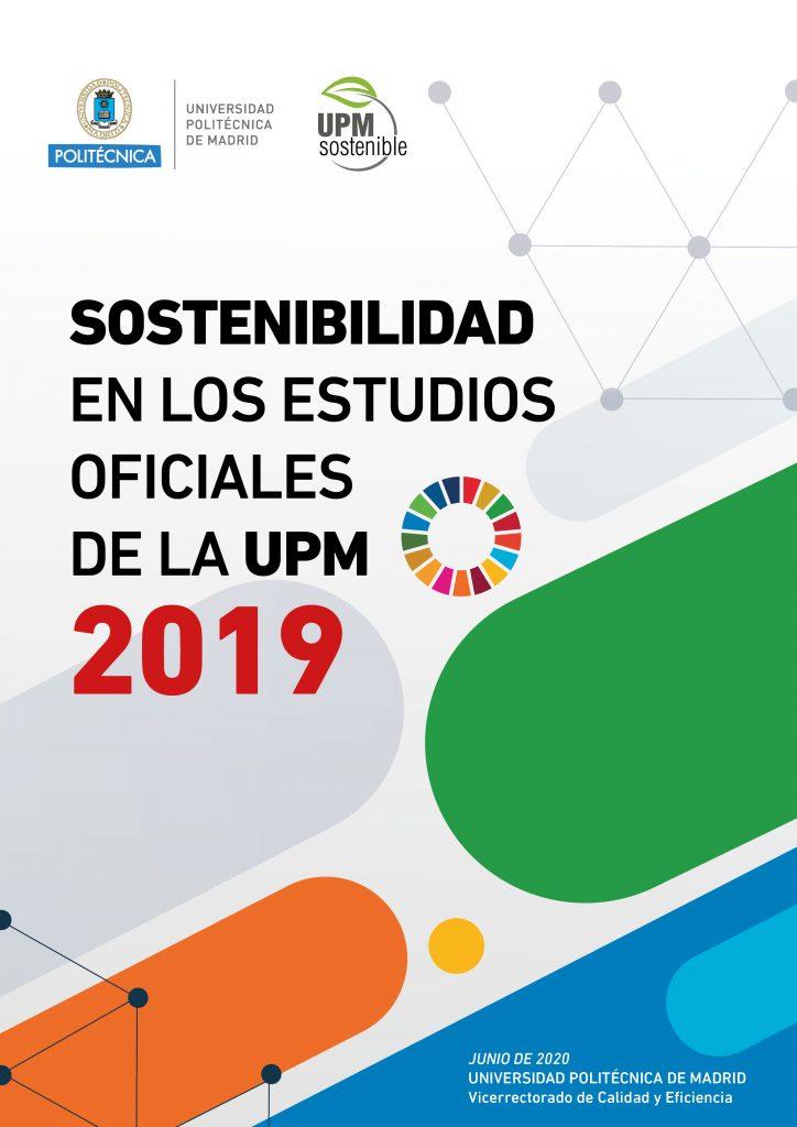 Portada Informe ODS UPM Docencia 2019