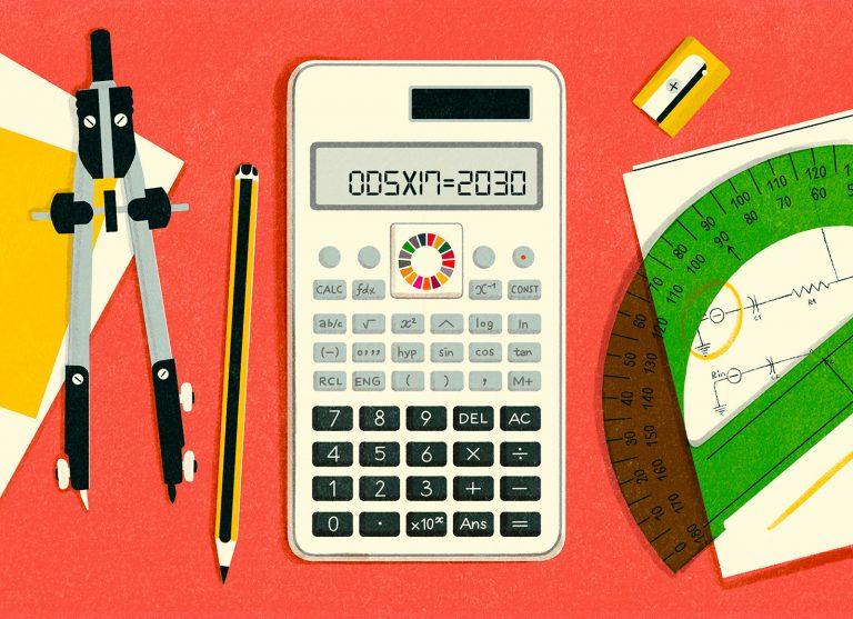 Ilustración UPM Sostenible 02 Mar Hernández